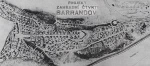 Projekt zahradní čtvrti Barrandov