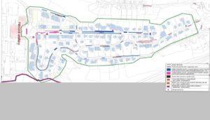 Plán parkovacích zón