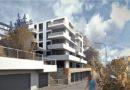 Projekt bytového domu v Barrandovské ulici