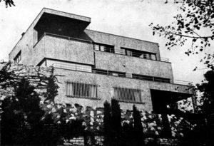 Barrandovská 22 v r.1938