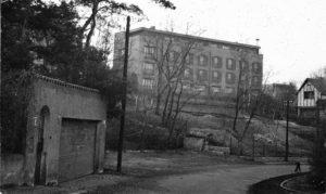 Parkoviste Filmarska 1946