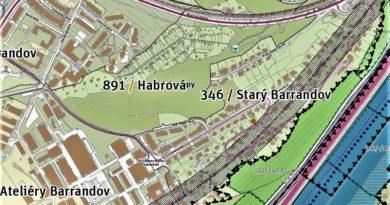 Stavba tunelu pod starým Barrandovem začne vroce 2028