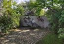 Památník padlým hrdinům - stav k 8.5.2020